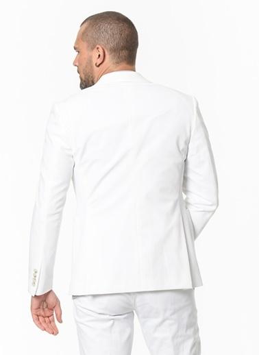 Beymen Business Ceket Beyaz